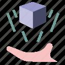 hand, augmented, virtual, simulation