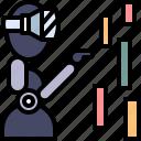 ar, dashboard, robot, technology, control, futuristic