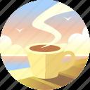 australia, cafe, cappuccino, coffee, cup, espresso, sydney icon