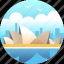 architecture, australia, cityscape, landmark, opera house, sydney icon