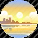 australia, coastline, landscape, mooloolaba, noosa, queensland, sunshine coast icon