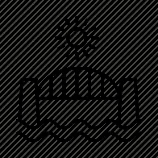 Australia, australian, landmark, summer, sydney, sydney harbour, sydney harbour bridge icon - Download on Iconfinder