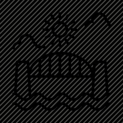 australia, australian, harbour bridge, landmark, summer, sydney, sydney harbour icon