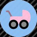 auto, baby, baby car, car icon