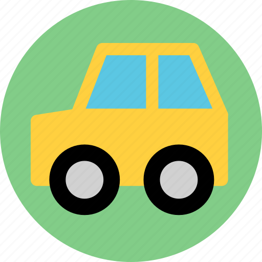 auto, car, itinerary, route, stroke, throw, travel icon