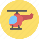 aeroplane, aircraft, airplane, helicopter, plain icon