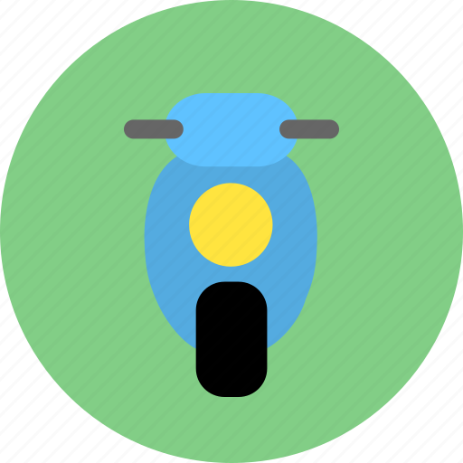 car, moto, motorcycle icon