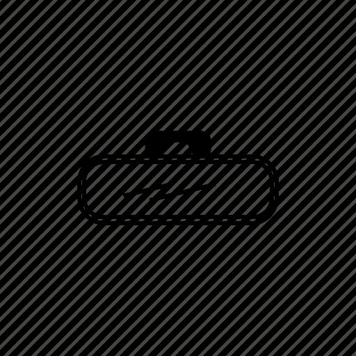 Back, car, interior, mirror, rear, view icon - Download on Iconfinder