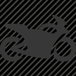 motorbike, motorcycle insurance, transport, vehicle icon