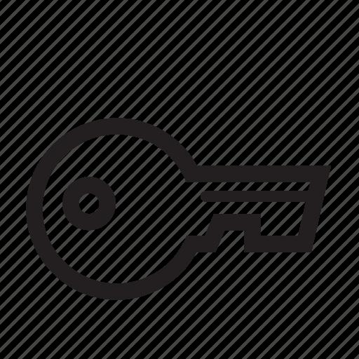 Auto, automobile, guard, key, lock, parts, security icon - Download on Iconfinder