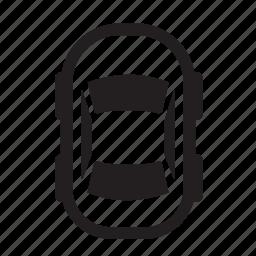 auto, car, doors, open, parts icon