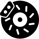 automotive, brake, car, disc, part icon