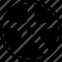 circle, alloy, tire, wheel, car icon