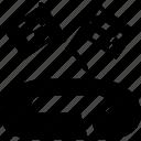 checkered flag, finish, line, raceway, track
