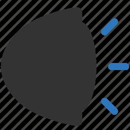 auto, car, light, operation icon