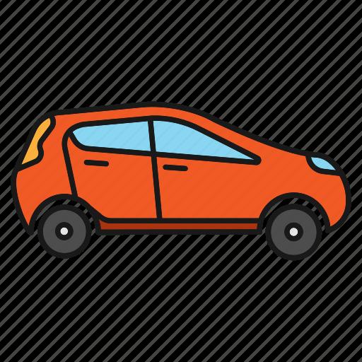 auto, automobile, car, drive, sedan, transport, vehicle icon