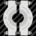 bearing separator, puller set, separator kit, wheel bearing, wheel separator icon