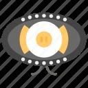 car accessory, car headlights, car light, car part, luminous light icon