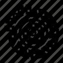 brake, disk icon