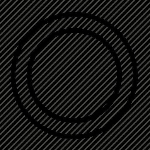 car, part, rim, spare, tire, wheel icon