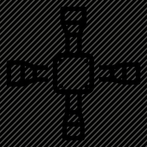 cross, nut, tool, universal, wheel icon