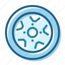 auto, autopart, car, hotwheels, rim, wheel icon