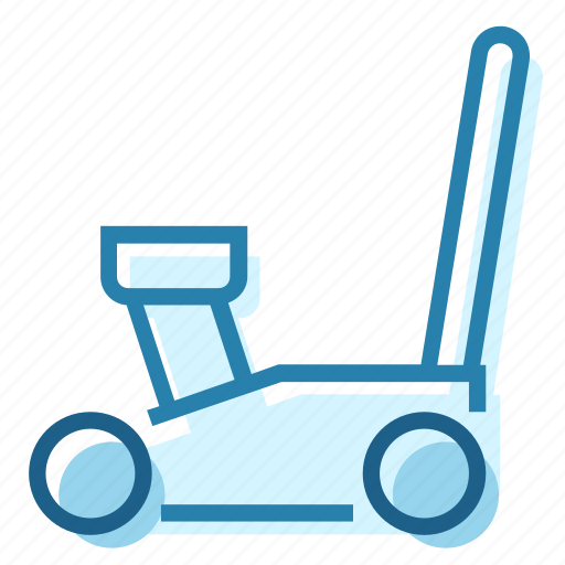 Car, heavy, jack, lift icon - Download on Iconfinder