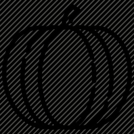 Autumn, fruit, halloween, harvest, pumpkin, thanksgiving, vegetable icon - Download on Iconfinder