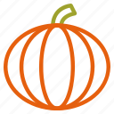 autumn, fall, pumpkin, vegetable