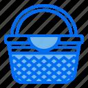 basket, autumn, holiday, thanksgiving