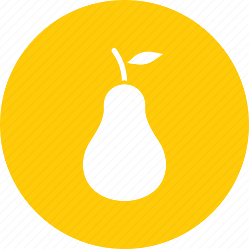 autumn, food, fruit, healthy, pear, produce, spring icon