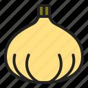 autumn, fall, food, harvest, pumpkin, squash, vegetable icon