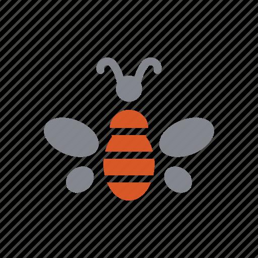 animal, autumn, bee, food, holiday, leaf icon