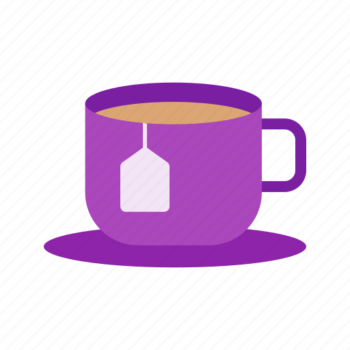 cup, hot, milk, natural, tea, water icon
