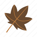 autumn, color, fall, green, leaf, leaves, nature icon