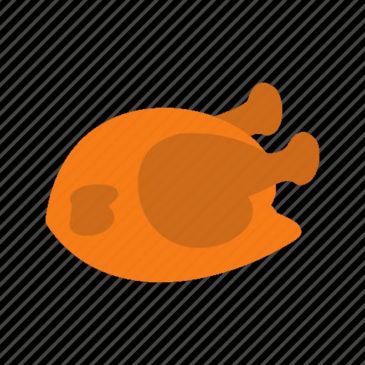 autumn, chicken, dinner, roasted, table, thanksgiving, turkey icon