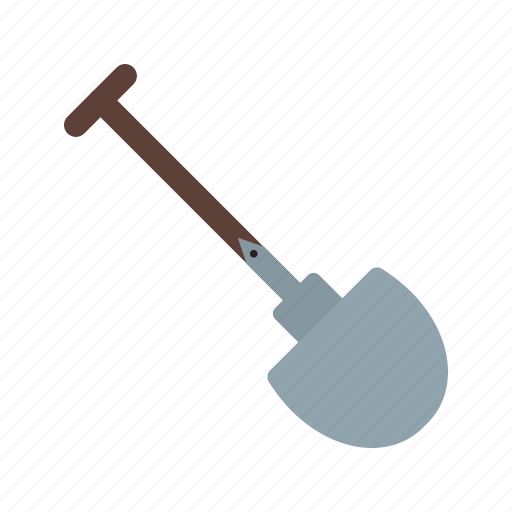 equipment, hand, shovel, spade, tool, wood, work icon