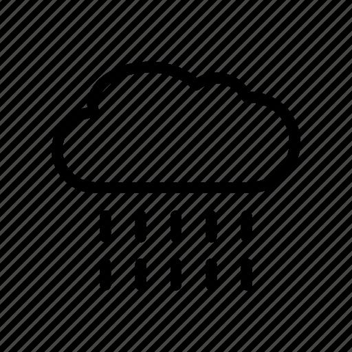 animal, autumn, cloud, food, holiday, leaf, rain icon