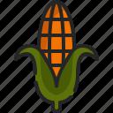 corn, diet, food, healthy, organic, vegan, vegetarian