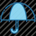 umbrella, rain, weather, rainy, autumn, protection, shield