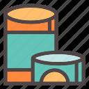 autumn, can, fall, food, kitchen, prepare, provision icon
