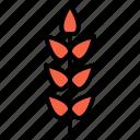 garden, gardening, grass, plant, yard icon