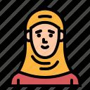 arab, avatar, islam, muslim, woman