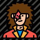 avatar, rock, rocker, rockstar, user
