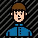 avatar, boy, people, student, user