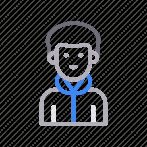 avatar, boy, male, man, person icon
