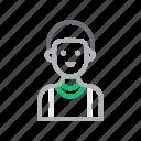 avatar, father, male, man, person icon