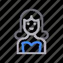 avatar, female, girl, teacher, women