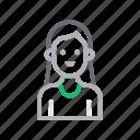 avatar, girl, mother, teacher, women