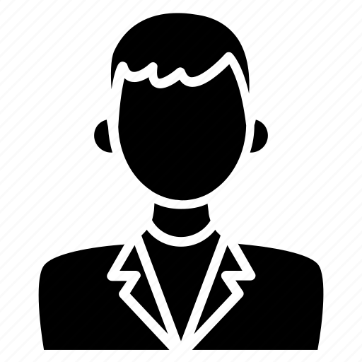 avatar, businessman, male, person, suit, user icon